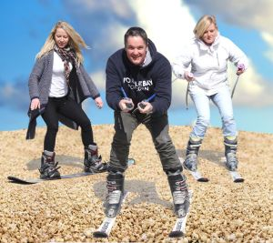 Salcombe to be Home to Dry Ski Slope…made of Popcorn