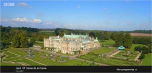 BBC Bake Off Creme de la Creme Welbeck Abbey