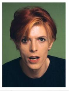 From Bowie by Steve Schapiro, published by powerHouse Books People Cover