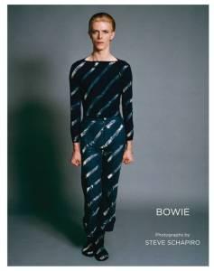 Bowie: Photographs by Steve Schapiro