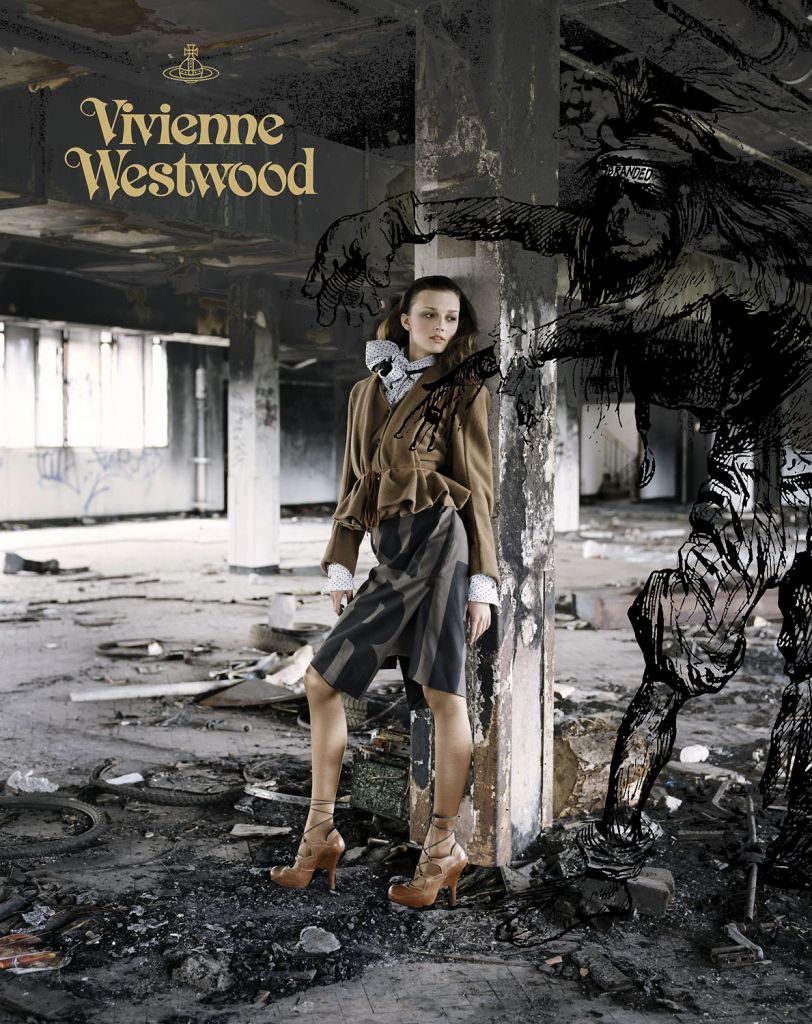 Vivienne Westwood Campaign Photographed By Perou (Perou)