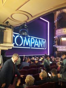 Company The Musical theatre
