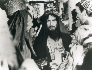 George Harrison in Life of Brian