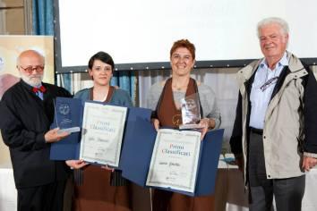 Premio primo classificato ALMA Caseus: Loanna Giroldi