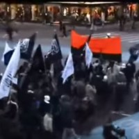 Thousands of Muslims protest in Denmark in support of Gaza. Organised by Hizb ut Tahrir Denmark   YouTube