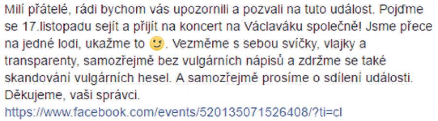 Pozvánka (facebook.com)