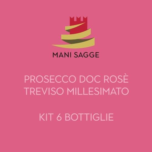 Prosecco Rosè Mani Sagge