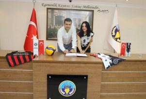 Turgutlu Belediyespor altyapıdan son transferini yaptı