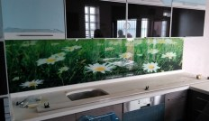 Manisa Tezgah Arası Cam Panel