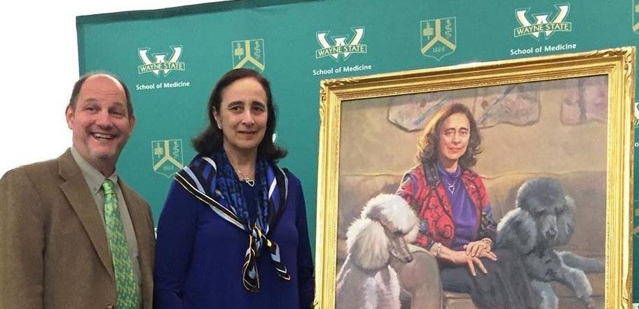 Portrait of Dr. Valarie Parisi