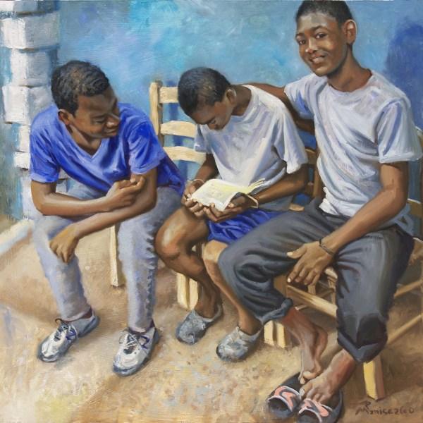 Readers 2 Haiti