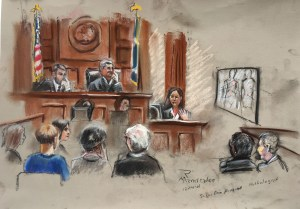 Forensic testimony of Dylann roof trial