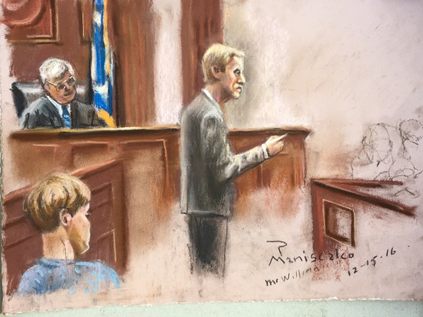 Closing Arguments for the Prosecution by Nathan Williams