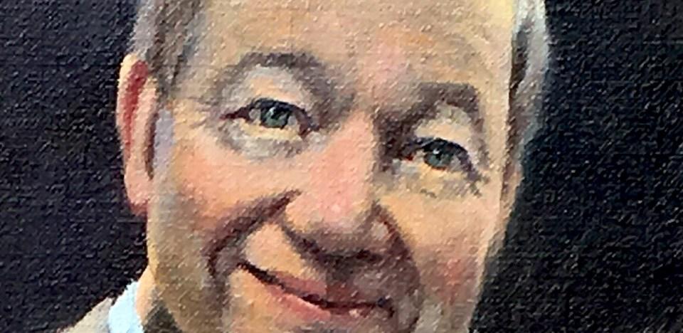 Dr. Timothy West Portrait