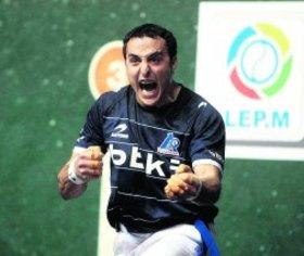 Martinez de Irujo: unstoppable