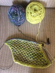 Open Fields being knit by Noricum