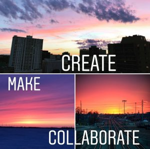 Create Make Collaborate
