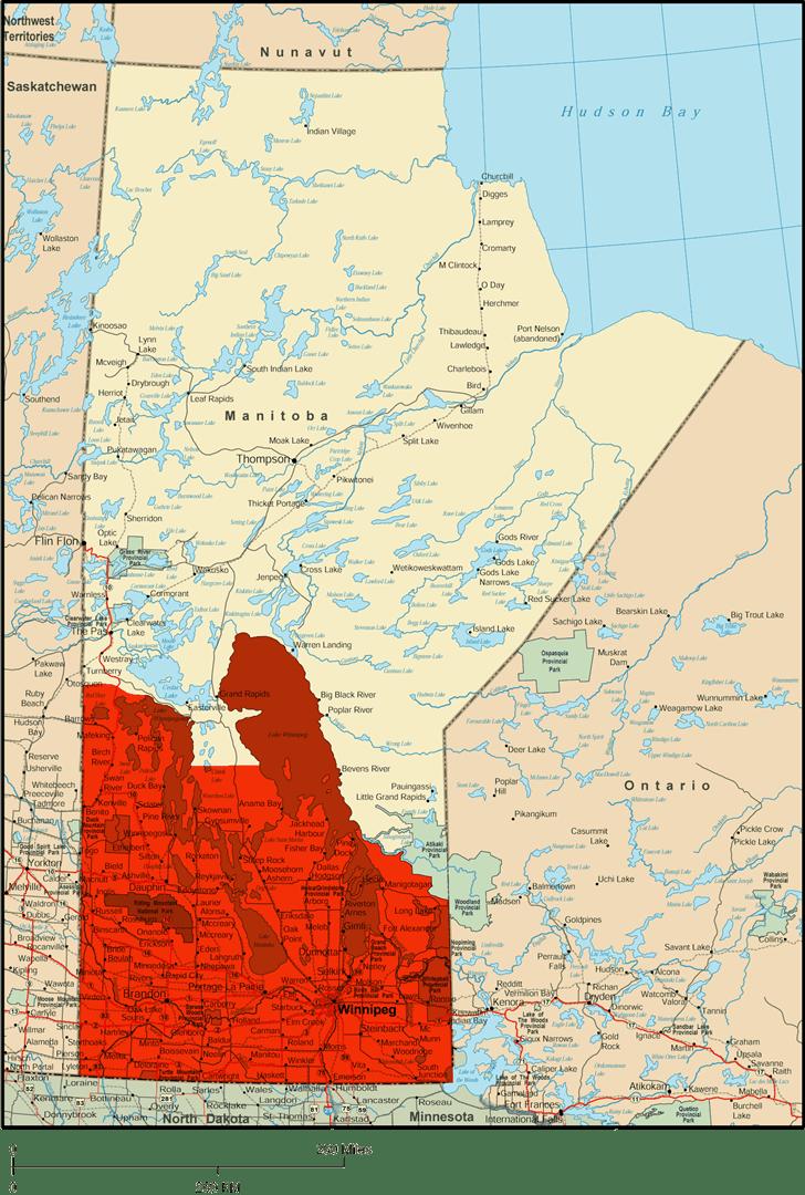Southern Manitoba Fishing Lodges Manitoba Fishing Trips