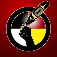 Image result for idle no more logo
