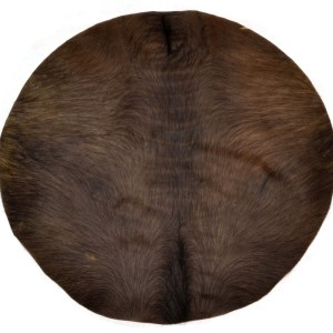 Calf skin with hair