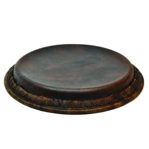 dark bongo head