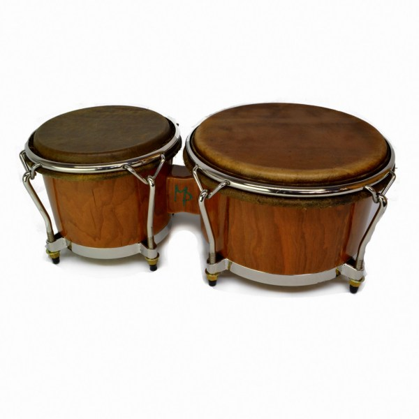 Cherry Wood Bongos
