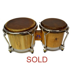 Maple Bongos Sold