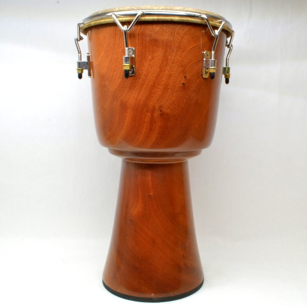 Djalla Wood Drumskull Djembe