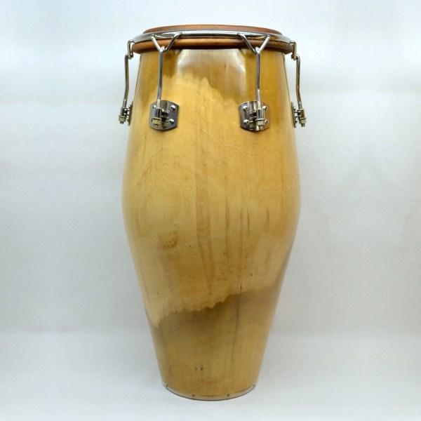 poplar conga with inlay