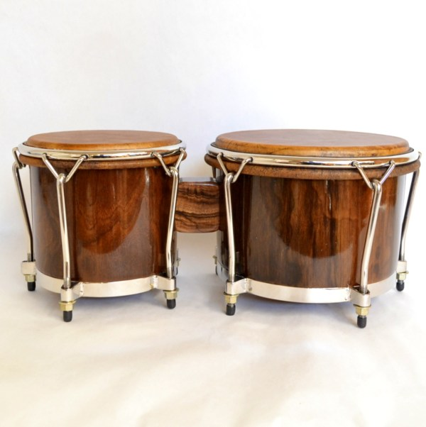 XL Walnut 5-lug bongos