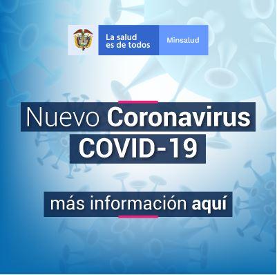 ENCUENTRA ACÁ TODA LA INFORMACIÓN DEL MINISTERIO DE SALUD RELACIONADA CON EL COVID 19