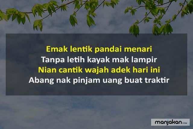 Pantun Melayu Merayu