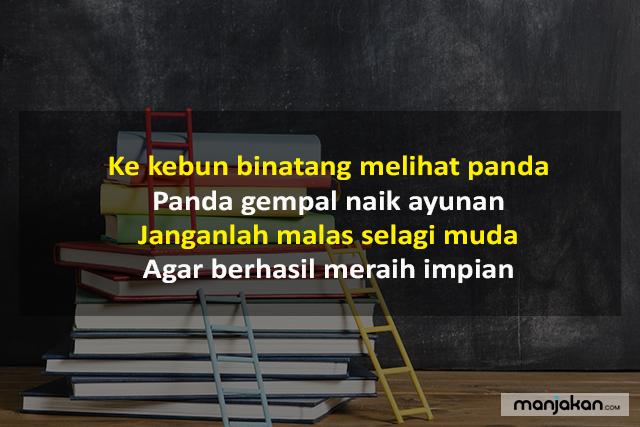 Pantun Pendidikan