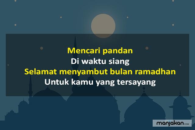 Pantun Ramadhan Menyambut Bulan Suci