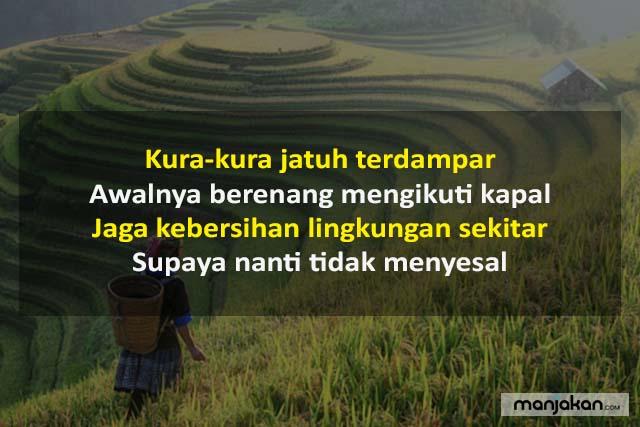 Pantun Lingkungan Sekitar