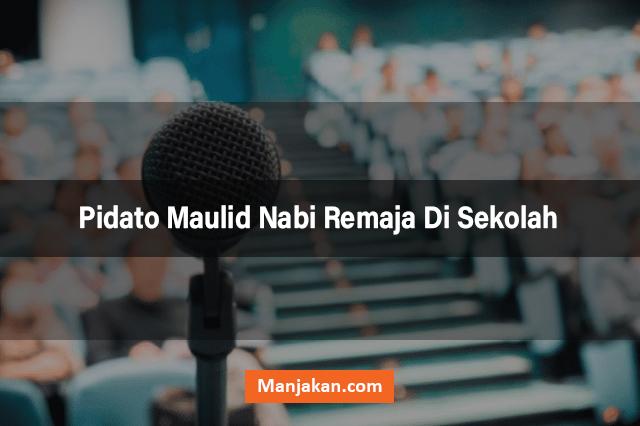 Pidato Maulid Nabi Untuk Lansia
