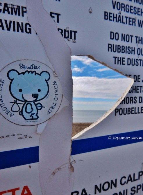 Do not rubbish.