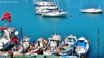 More Porto Ercole boats.