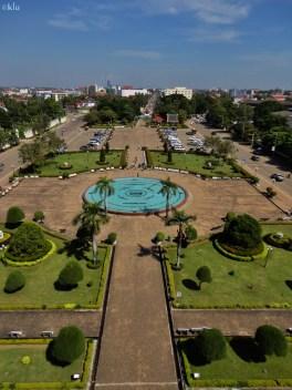 Arc de Vientiane.