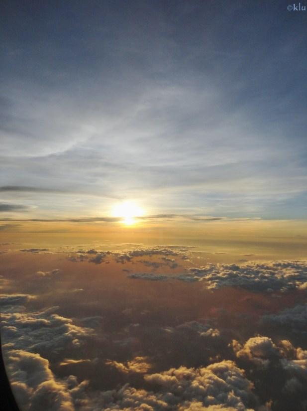 Sky over Thai.