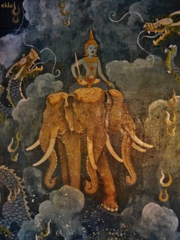 Wat Phra That Doi Suthep, Chiang Mai, Thailand.