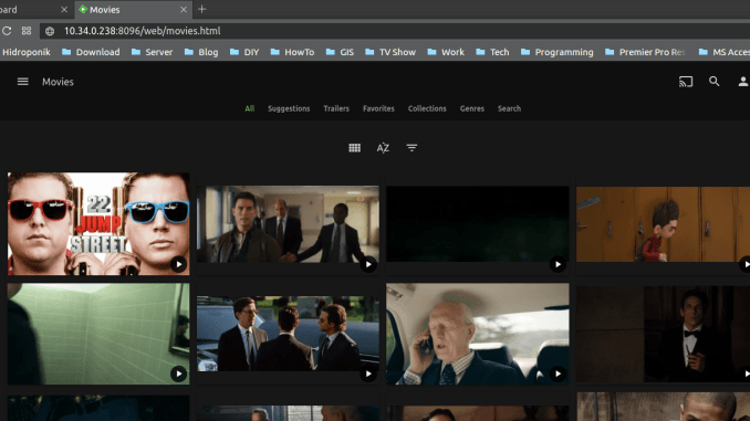 Emby server linux mint | Jellyfin: Free Software Emby Media