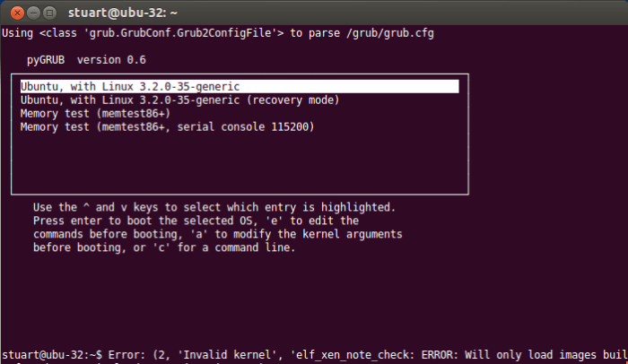 How to remove unused Kernels on Ubuntu