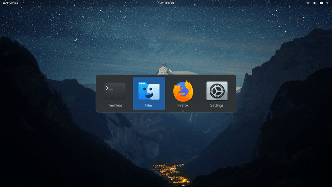 make fedora 27 more beautiful