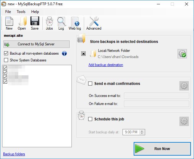 S2) MySQLBackupFTP (5 0 8) to pc win full download | Encyclopedia