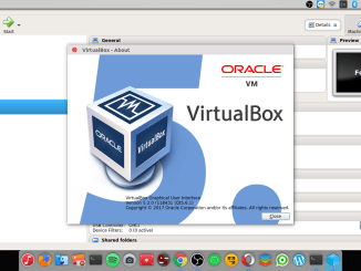 install virtualbox 5.2 on ubuntu 16.04