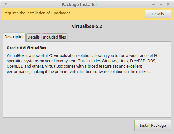virtualbox package install.png