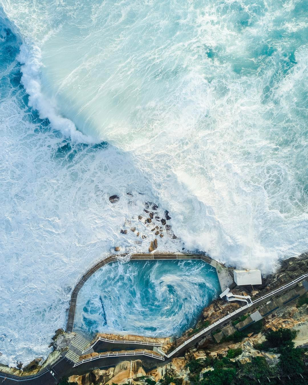 beach photography by drone 2