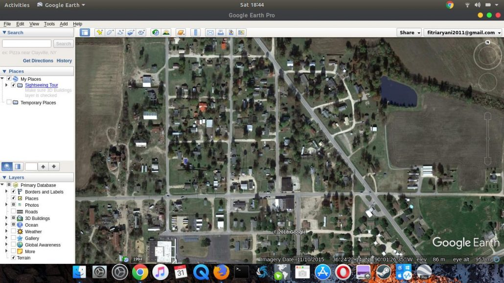 How to Install Google Earth Pro on Ubuntu 18 04 | Manjaro