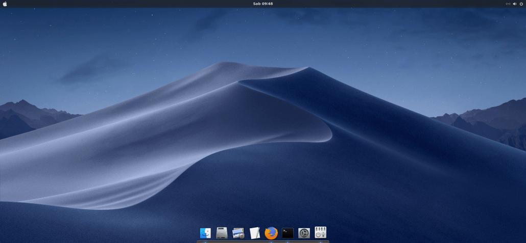 Mac Os X Sierra Theme For Ubuntu